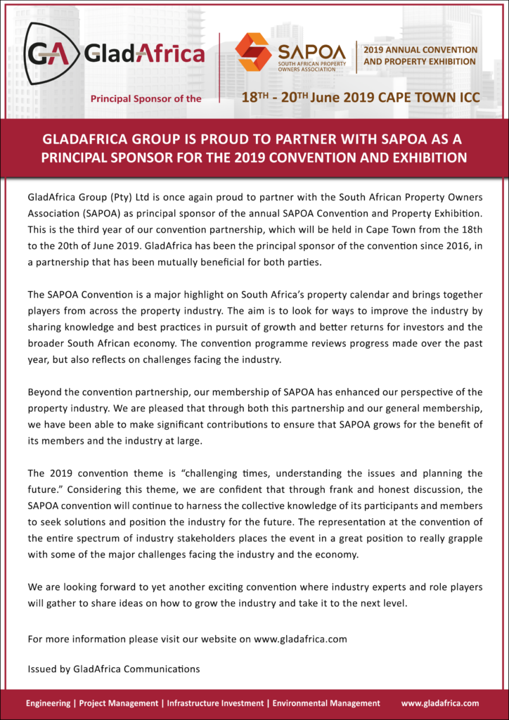 SAPOA Gladafrica Group